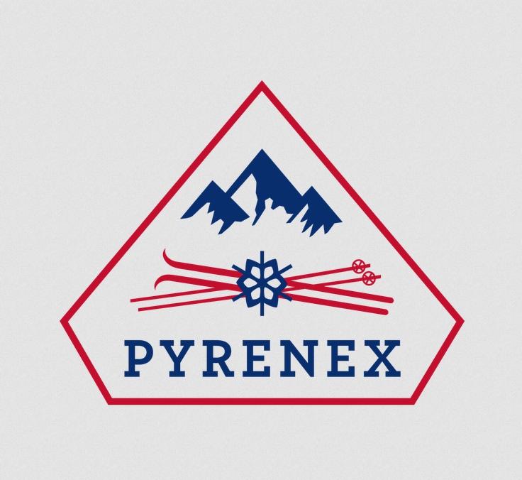 ピレネックス ブランドロゴ